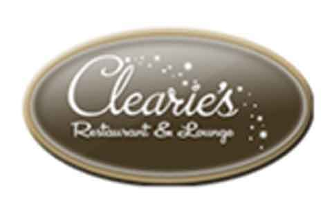 Clearie's Restaurant & Lounge Gift Cards