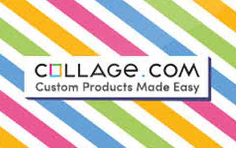 Collage.com Gift Cards