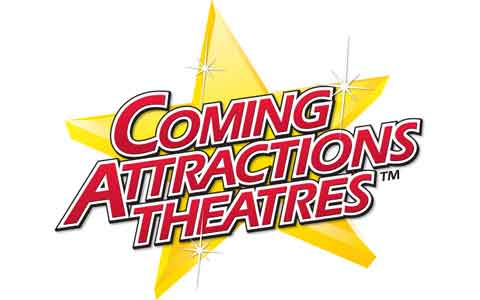 Coming Attractions Theatres Gift Cards