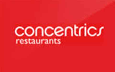 Concentrics Restaurants Gift Cards
