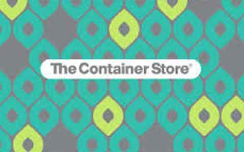 Container Store Gift Cards