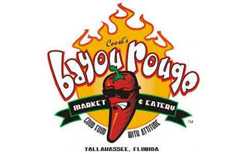 Coosh's Bayou Rouge Gift Cards