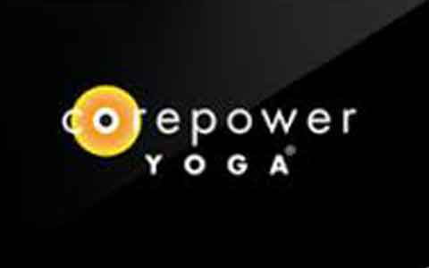 CorePower Yoga Gift Cards