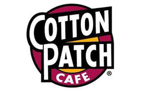 Cotton Patch Cafe Gift Cards