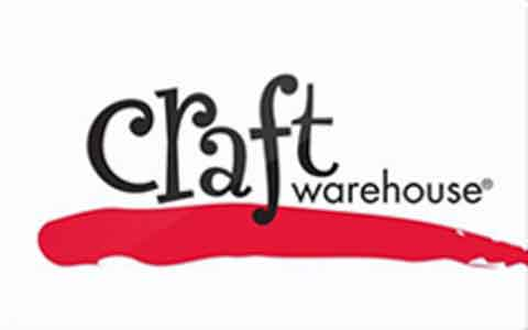 Craft Warehouse Gift Cards