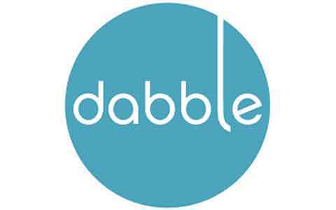 Buy Dabble Gift Cards