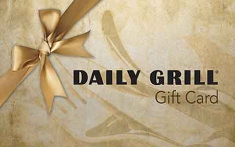 Buy Daily Grill Gift Cards