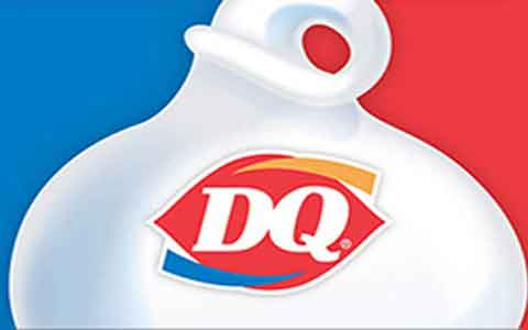 Buy Dairy Queen Gift Cards