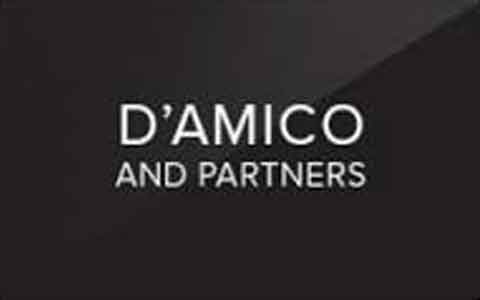 Buy D'Amico & Partners Gift Cards
