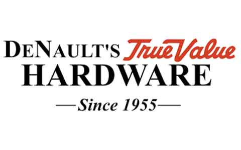 DeNaults True Value Hardware (California) Gift Cards