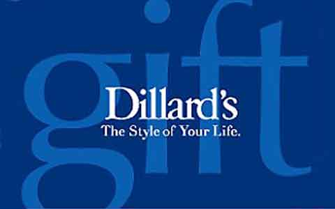 Dillard's (Online Only) Gift Cards