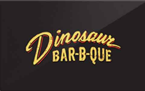 Dinosaur Bar-B-Que Gift Cards