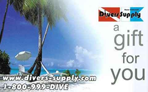 Divers Supply Gift Cards