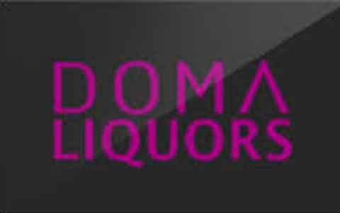 Doma Liquors Gift Cards