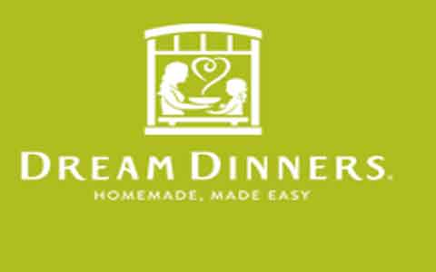 Dream Dinners Gift Cards