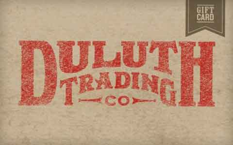 Duluth Trading Company Gift Cards