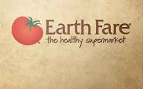 Earth Fare Gift Cards