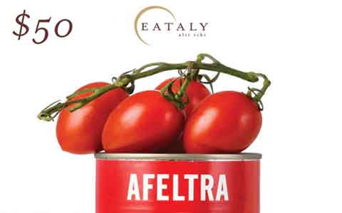 Eataly Gift Cards