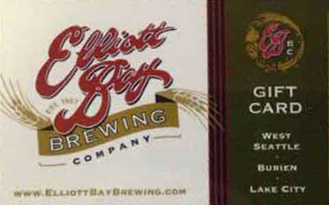 Elliott Bay Brewing Co. Gift Cards