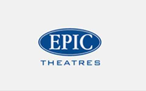 Epic Theaters Gift Cards