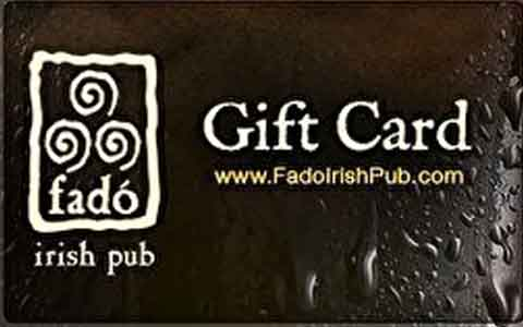 Buy Fado Irish Pub Gift Cards