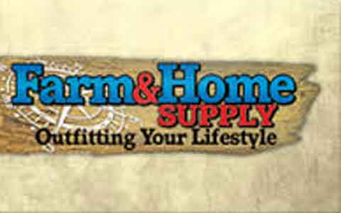Farm & Home Supply Gift Cards