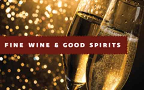 Fine Wine & Good Spirits Gift Cards