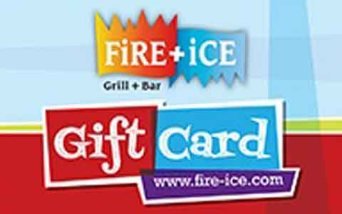 Fire+Ice Grill & Bar Gift Cards
