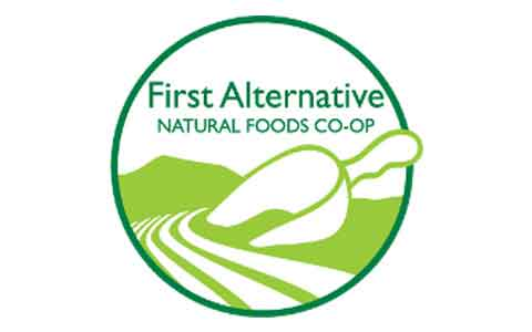 First Alternative Natural Foods Co-op Gift Cards