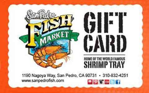 Fisherman's Market & Grill Gift Cards