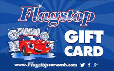 Flagstop Car Wash Gift Cards