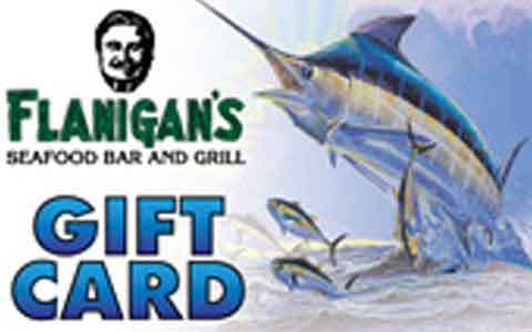 Flanigan's Seafood Bar & Grill Gift Cards