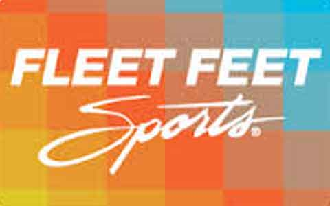 Fleet Feet Sports Gift Cards
