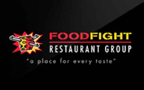 Food Fight Restaurant Group Gift Cards