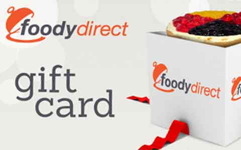 FoodyDirect Gift Cards