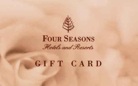 Four Seasons Hotels & Resorts Gift Cards