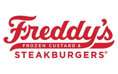 Freddy's Gift Cards