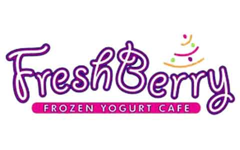 FreshBerry Gift Cards