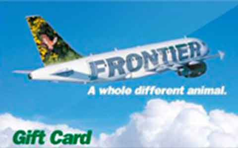 Frontier Airlines Gift Cards