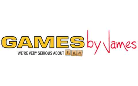 Buy Games by James Gift Cards