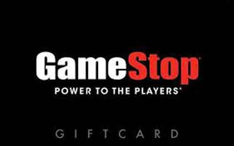 GameStop Gift Cards