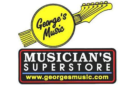 George's Music Gift Cards