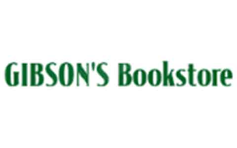 Gibson's Bookstore Gift Cards