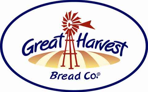 Great Harvest Bread Gift Cards
