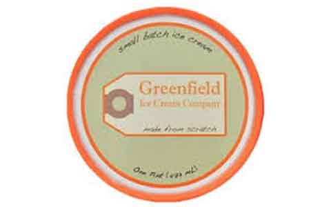 Greenfield Ice Cream Company Gift Cards