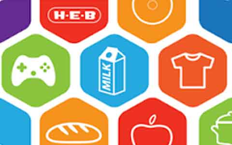 Buy H-E-B (In Store Only) Gift Cards