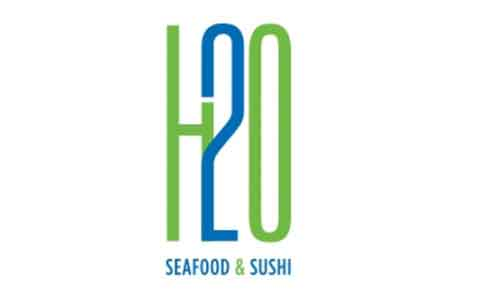 Buy H2O: Seafood & Sushi Gift Cards