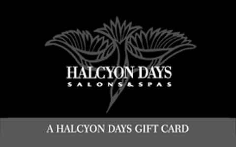 Buy Halcyon Days Salons & Spas Gift Cards