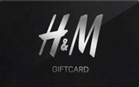 Buy H&M Gift Cards