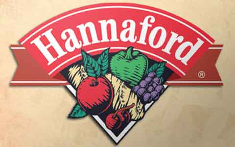 Hannaford Grocery Gift Cards